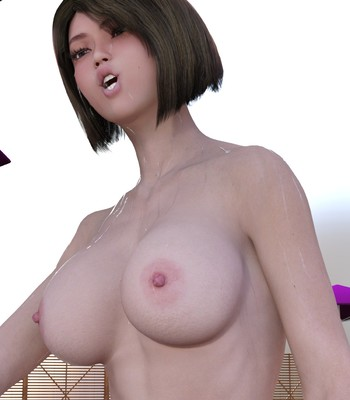 Yunko's Servant comic porn sex 009