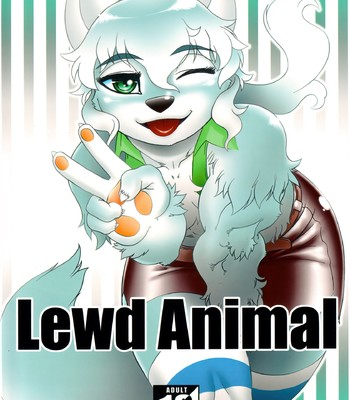 Porn Comics - Lewd Animal