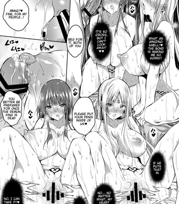 I became a mage in another world ch 1-3 comic porn sex 019