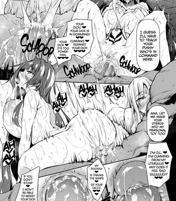 I became a mage in another world ch 1-3 comic porn sex 061