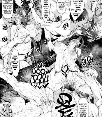 I became a mage in another world ch 1-3 comic porn sex 069