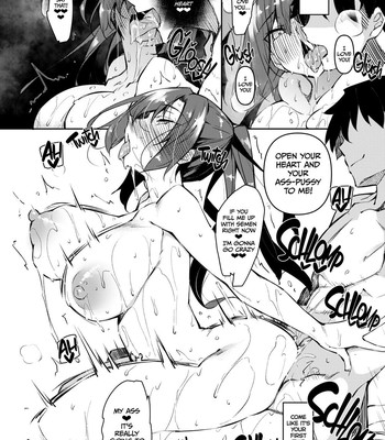 I became a mage in another world ch 1-3 comic porn sex 092