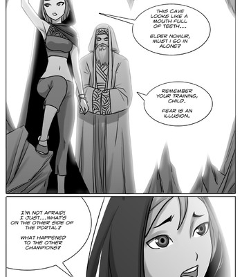 For Ingnam (Corruption of Champions) (ongoing) comic porn sex 005