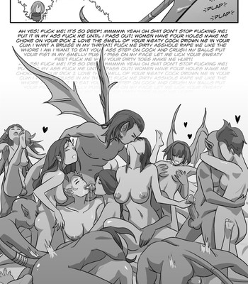 For Ingnam (Corruption of Champions) (ongoing) comic porn sex 031