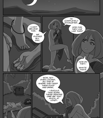 For Ingnam (Corruption of Champions) (ongoing) comic porn sex 042