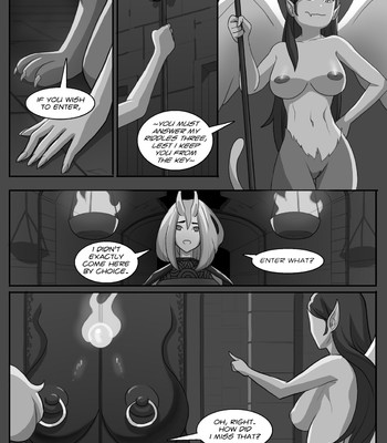 For Ingnam (Corruption of Champions) (ongoing) comic porn sex 050