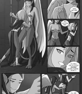 For Ingnam (Corruption of Champions) (ongoing) comic porn sex 054
