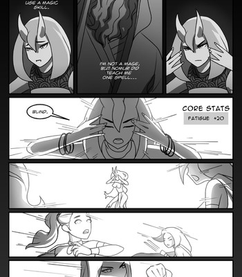 For Ingnam (Corruption of Champions) (ongoing) comic porn sex 067