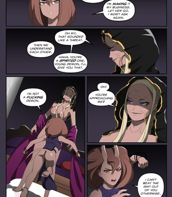 For Ingnam (Corruption of Champions) (ongoing) comic porn sex 109