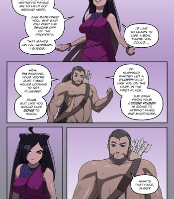 For Ingnam (Corruption of Champions) (ongoing) comic porn sex 159