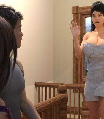 Merry Christmas 2 [EverForever] 3D comic comic porn sex 022