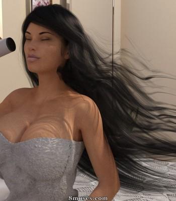 Merry Christmas 2 [EverForever] 3D comic comic porn sex 045