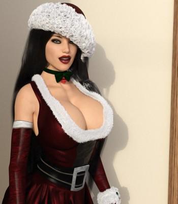 Merry Christmas 2 [EverForever] 3D comic comic porn sex 104