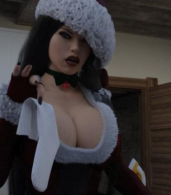 Merry Christmas 2 [EverForever] 3D comic comic porn sex 121