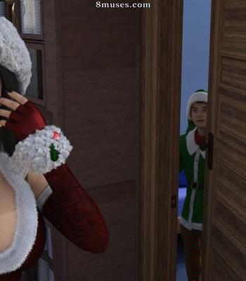 Merry Christmas 2 [EverForever] 3D comic comic porn sex 173