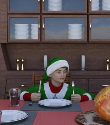 Merry Christmas 2 [EverForever] 3D comic comic porn sex 184