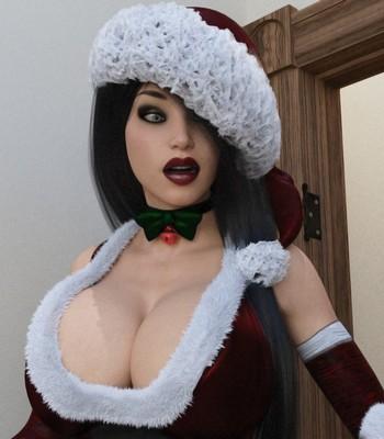 Merry Christmas 2 [EverForever] 3D comic comic porn sex 194