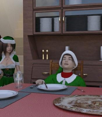 Merry Christmas 2 [EverForever] 3D comic comic porn sex 195