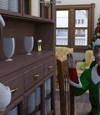 Merry Christmas 2 [EverForever] 3D comic comic porn sex 197