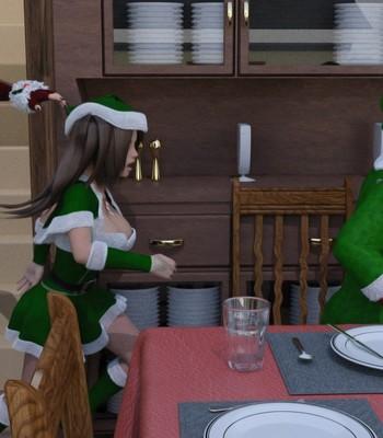 Merry Christmas 2 [EverForever] 3D comic comic porn sex 199