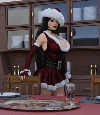 Merry Christmas 2 [EverForever] 3D comic comic porn sex 202
