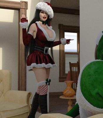 Merry Christmas 2 [EverForever] 3D comic comic porn sex 208