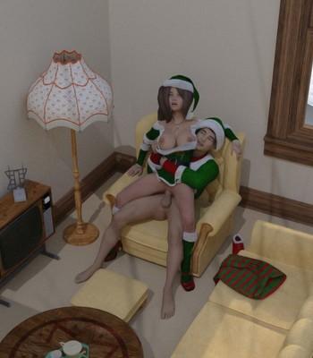 Merry Christmas 2 [EverForever] 3D comic comic porn sex 214