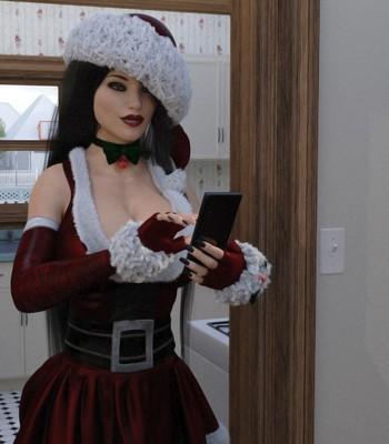 Merry Christmas 2 [EverForever] 3D comic comic porn sex 216