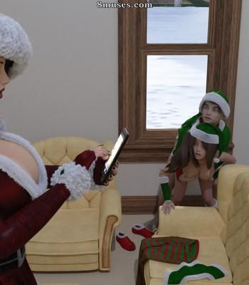Merry Christmas 2 [EverForever] 3D comic comic porn sex 220