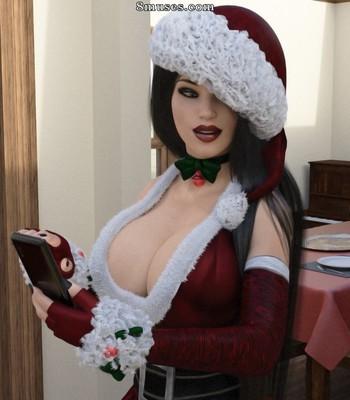 Merry Christmas 2 [EverForever] 3D comic comic porn sex 221