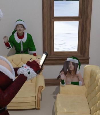 Merry Christmas 2 [EverForever] 3D comic comic porn sex 223