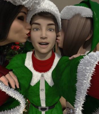 Merry Christmas 2 [EverForever] 3D comic comic porn sex 236