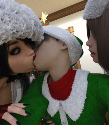 Merry Christmas 2 [EverForever] 3D comic comic porn sex 237