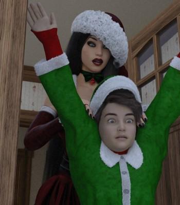 Merry Christmas 2 [EverForever] 3D comic comic porn sex 242