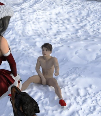 Merry Christmas 2 [EverForever] 3D comic comic porn sex 260