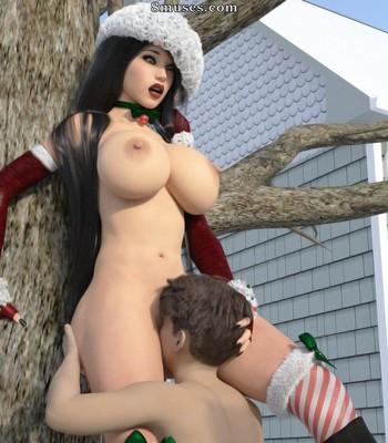 Merry Christmas 2 [EverForever] 3D comic comic porn sex 317