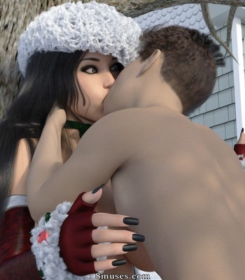 Merry Christmas 2 [EverForever] 3D comic comic porn sex 337