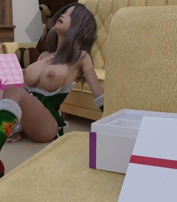 Merry Christmas 2 [EverForever] 3D comic comic porn sex 370