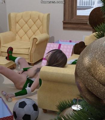 Merry Christmas 2 [EverForever] 3D comic comic porn sex 376