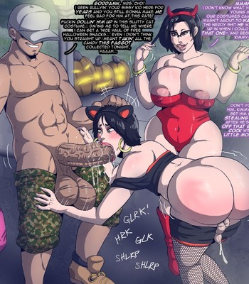 The Life Of Kim Cho comic porn sex 009