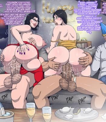 The Life Of Kim Cho comic porn sex 012