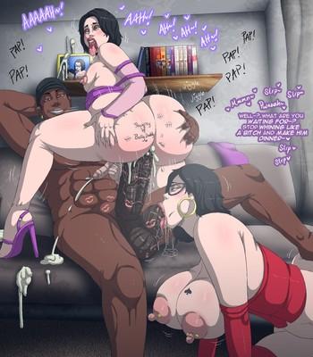 The Life Of Kim Cho comic porn sex 016