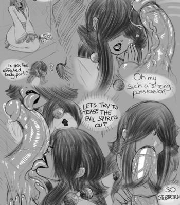 Porn Comics - Femboy Exorcist