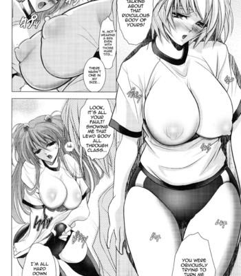 Master & slave I comic porn sex 050