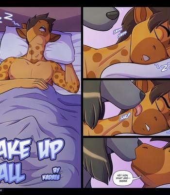 Porn Comics - Wake Up Call