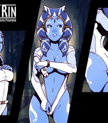 Porn Comics - Kelana Rin – Togruta Padawan