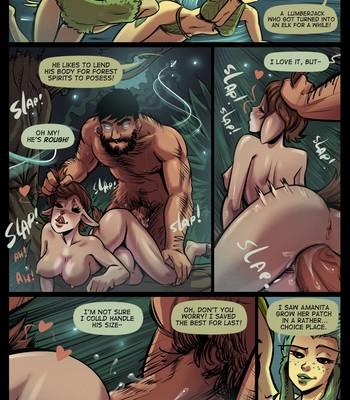 The Cummoner Ch. 23 – Rocktrolled Fungirls comic porn sex 005