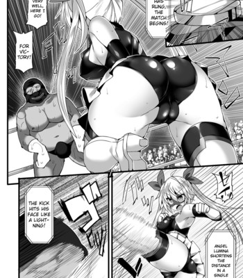 2D Comic Magazine Jakutaika Ryoujoku Narisagatta Zako Heroine ni Yaritai Houdai comic porn sex 006