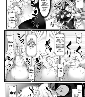 2D Comic Magazine Jakutaika Ryoujoku Narisagatta Zako Heroine ni Yaritai Houdai comic porn sex 010