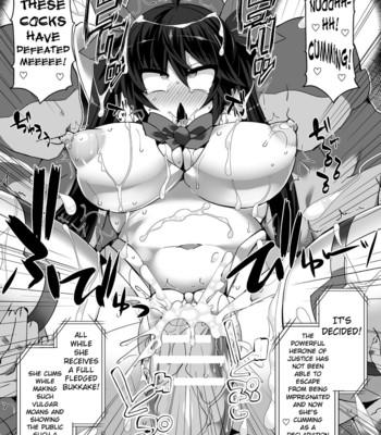 2D Comic Magazine Jakutaika Ryoujoku Narisagatta Zako Heroine ni Yaritai Houdai comic porn sex 021